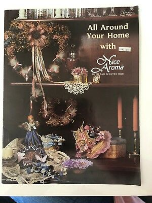 The Country Trader Nice Aroma Dyed & Scented Rice Craft Pattern Country Craft