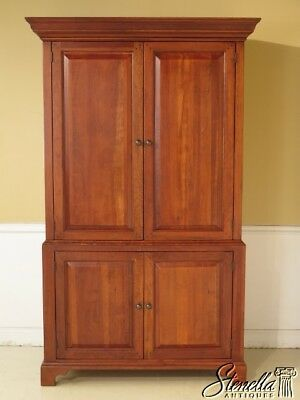 44346EC: LEXINGTON Bob Timberlake Solid Cherry Bedroom Armoire