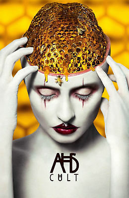 American Horror Story Complete Seventh Season DVD 7 BRAND NEW SEALED + FREE P&P