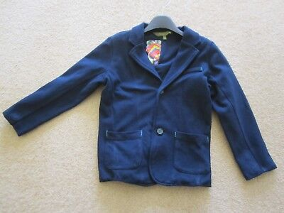 Ted Baker Boys Cotton Fully Lined Blazer (Very Cute)  - Size 6 -  Exc Cond
