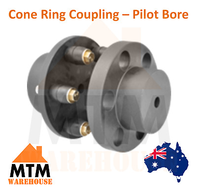Cone Ring Coupling Pilot Bore Type 020 030 038 Industrial Bush Pin