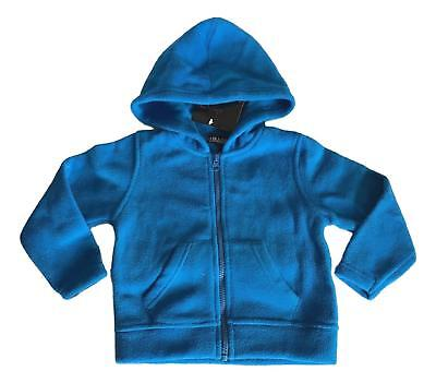 Boys Chill Out Hooded Jumper Size 6 ~ Zip Up Jacket ~ Perfect for School ~ MBC