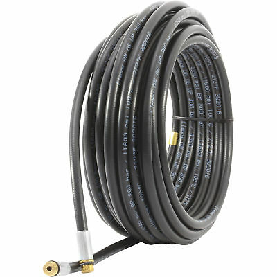 DTE Sewer Jetting Hose - 4500 PSI, 100ft. x 1/4in.