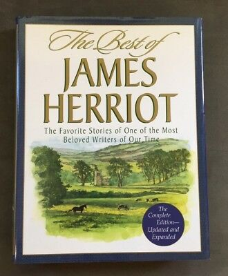 The Best of James Herriot Favorite Memories of a Country Vet