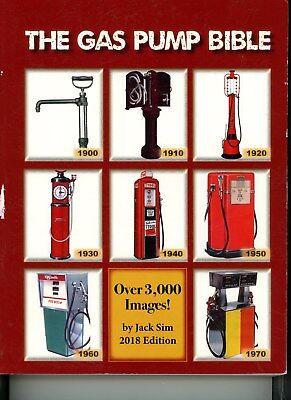 New Gas Pump Bible ID book plus a copy of the Air Meter ID book-Many ECO meters