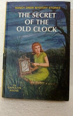 "Nancy Drew Mysteries ""The Secret of the Old Clock"" (1959)"