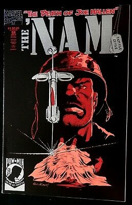 Marvel Comic The NAM #58 VF/NM