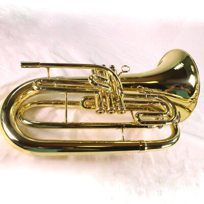 King Model 1127 'Ultimate' Professional Marching Baritone MINT CONDITION
