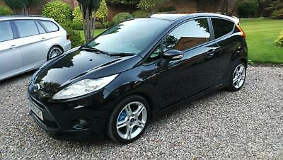 Ford Fiesta 1.6 2009MY Zetec S full service history Cambelt done