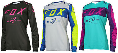2018 ox Racing Womens 180 Dirt Bike Jersey 2017 ATV MX Motocross Off-Road