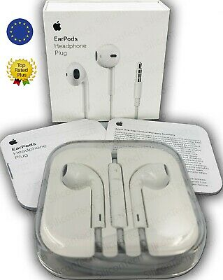 Genuine EarPods Earphones with 3.5 Jack Original Headset for Apple iPhone 6 5SE