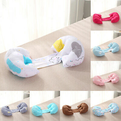 Foldable Body Bolster Maternity Pregnancy Side Sleeping Support Pillows Pad