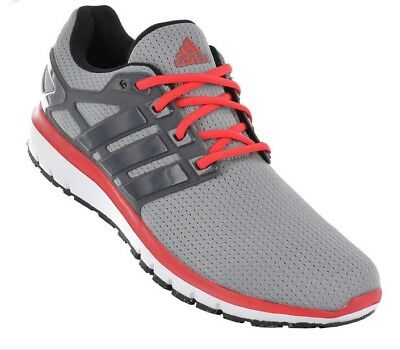 sports shoes ae2ca 4d998 Adidas Energy Cloud Wtc M Shoes Mens Running Grey Fitness Sport New BA7526