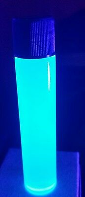16oz Blacklight UV Baby Blue Rain Lamp Oil for Vintage Rain Lamps & Other Colors