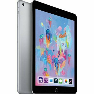 """Apple iPad 9.7"""" (Early 2018), Space Gray, Silver, Gold, Wi-Fi Only 