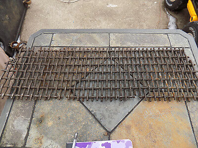 grate Steel Sturdy Can Walk On