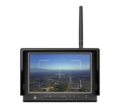 "Lilliput 7"" 664/W Slim HD IPS Wireless Monitor 5.8GHz FPV"