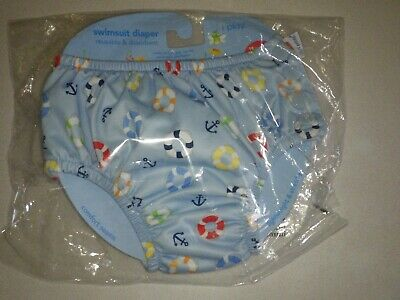 i play. Baby Toddler Ultimate Reusable Absorbent  Snap Swim Diaper