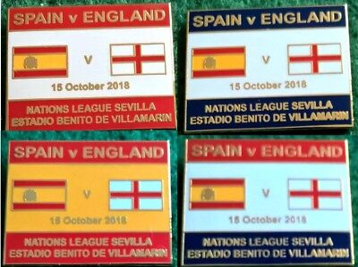Spain v England Sevilla Nations League Internatonal 15 October 2018