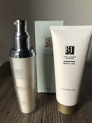Beate Johnen Skinlike Med Ox Cleansing Gel & time Freeze Instant Lift HSE24