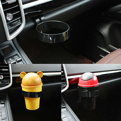 Universal Car Vehicle Water Cup Drink Bottle Holder Stand Bracket Accessory V22