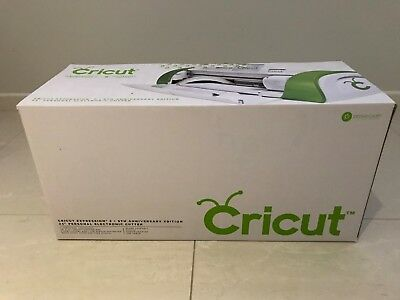 NEW Cricut Expression 2: 5th Anniversary Edition, with 4 exclusive cartridges