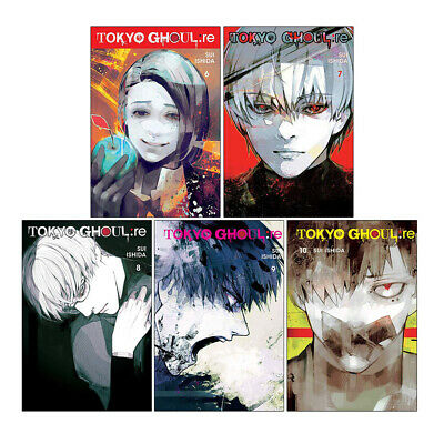 Tokyo Ghoul Children Manga Books Series 2 Volume 6 to 10 Collection NEW Paperbac