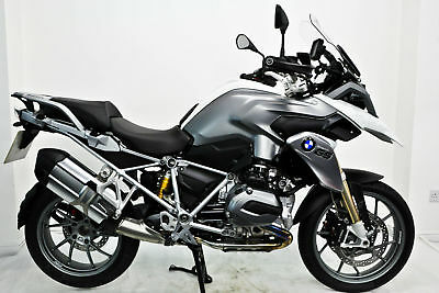 BMW R1200GS TE Alpine 2013, 13, White, 1 Owner, Fbmwsh, Many Extras.