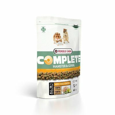 Croquettes Versele Laga Hamster Complete pour hamsters Sac 2 kg (DLUO 3 mois)