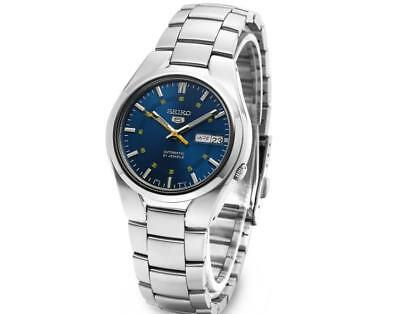 100% authentic e0d0a 943a3 SEIKO 5 SNK615K1 Automatic Men's Watch Stainless Steel 37mm