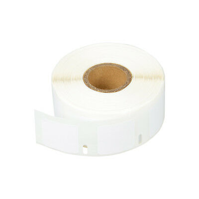 """1 Roll 750 Small Square Mailing Labels Tags 30332 for Dymo LabelWriter 1"""" x 1"""""""