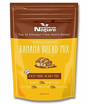 Creative Nature Banana bread mix