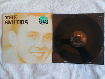 THE SMITHS - Last Night I Dreamt That Somebody Loved Me ULTRA RARE EMI PRESSING
