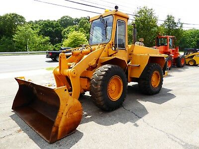 Terex 33C Wheel Loader