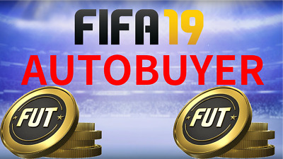 Fifa 19 AUTOBUYER  Ultimate Team All Consoles