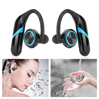 Bluetooth Headphones Stereo Headset True Wireless Sport Earbuds Noise Cancelling