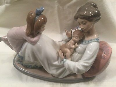 """Lladro """"Latest Addition"""" Absolutely Gorgeous and Stunning"""""""