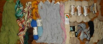 Lot of Vintage Needlepoint Tapestry Yarn Asst. colors