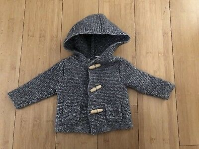 Country Road Baby Wool Blend Jacket Size 0 6-12 Months