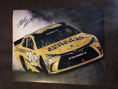 Matt Kenseth Nascar Signed 8x10 Photo Autographed