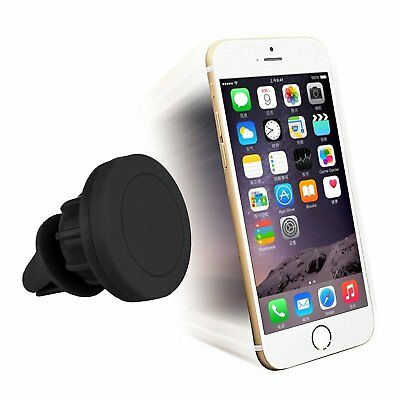 Universal Magnetic Auto Car Air Vent Holder Mount Cradle Stand Für Cell Phone DE