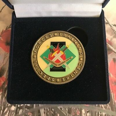 Challenge Coin - Special Forces Training Centre - Australian Army