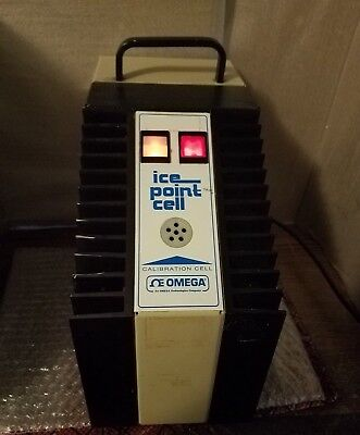 Omega Ice Point Temperature Reference Calibration Cell