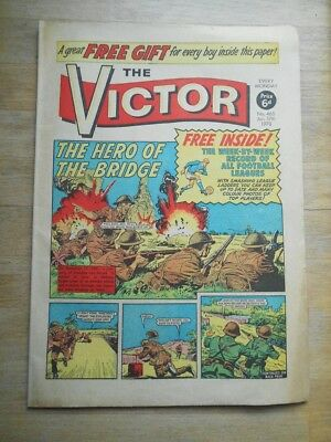 Victor comic #465 from 1970 - no free gift (useful if you have it...)