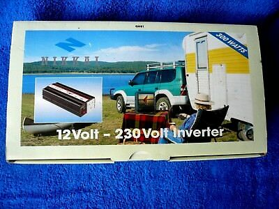 12 Volt - 230 Volt Inverter. Nikkai - Model No. QM81 / New and Unused...