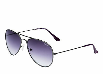 Kenneth Cole Reaction Grey Gradient Aviator Sunglasses KC1288 8B