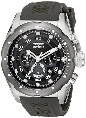 Invicta Men's 20311 Speedway Chronograph 50mm Steel and Gunmetal Black Watch