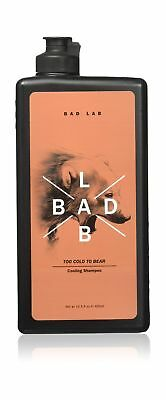 Bad Lab Too Cold To Bear, Super Cool, Anti-dandruff and Moisture Reach Hair S...
