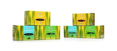 BOH Caffeine-Free Herbal Tea, 3 Assorted Flavors - Camomile, Peppermint and L...