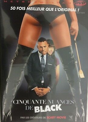 Cinquante Nuances de Black dvd